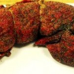 Beef Tenderloin - Seasoned