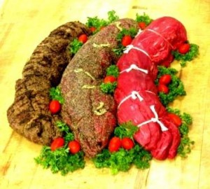 Beef Tender - Three (3) Steps to Perfection